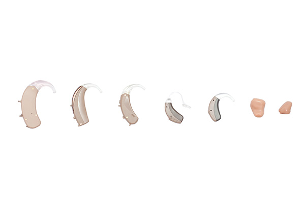 Types of Hearing Aids Available