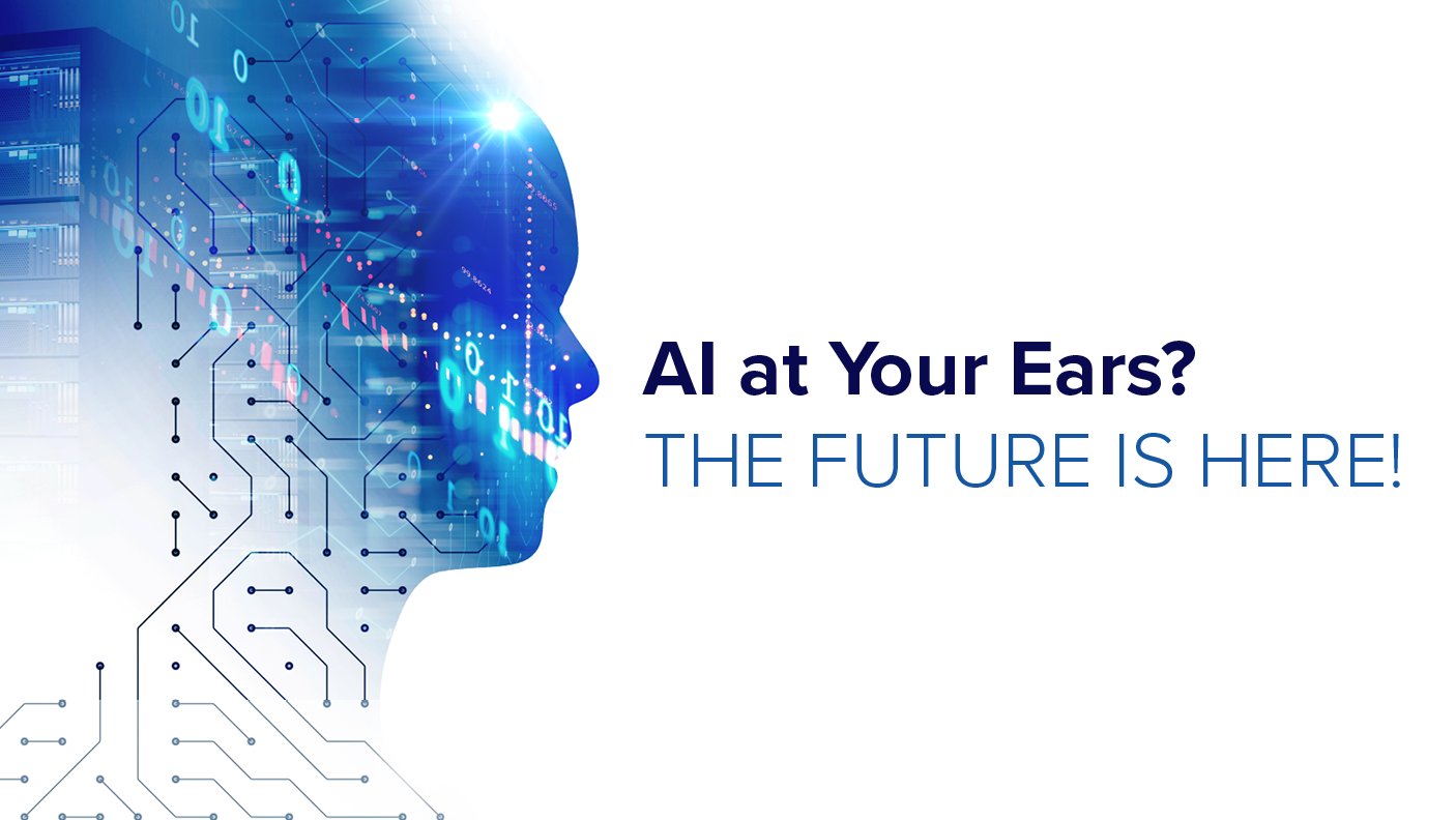 AI at Your Ears? The Future's Here!