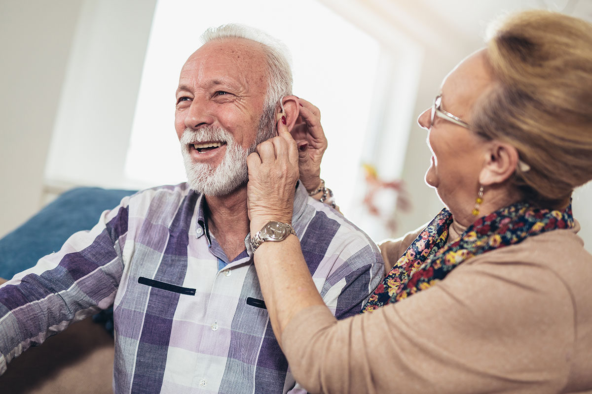 Hearing aid styles and fitting