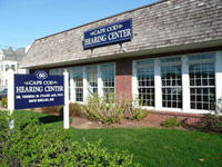 Cape Cod Hearing Center