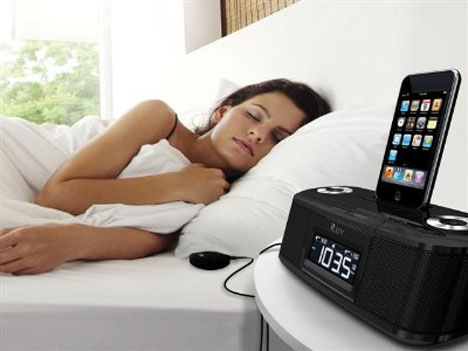 Vibrating Alarm Clocks