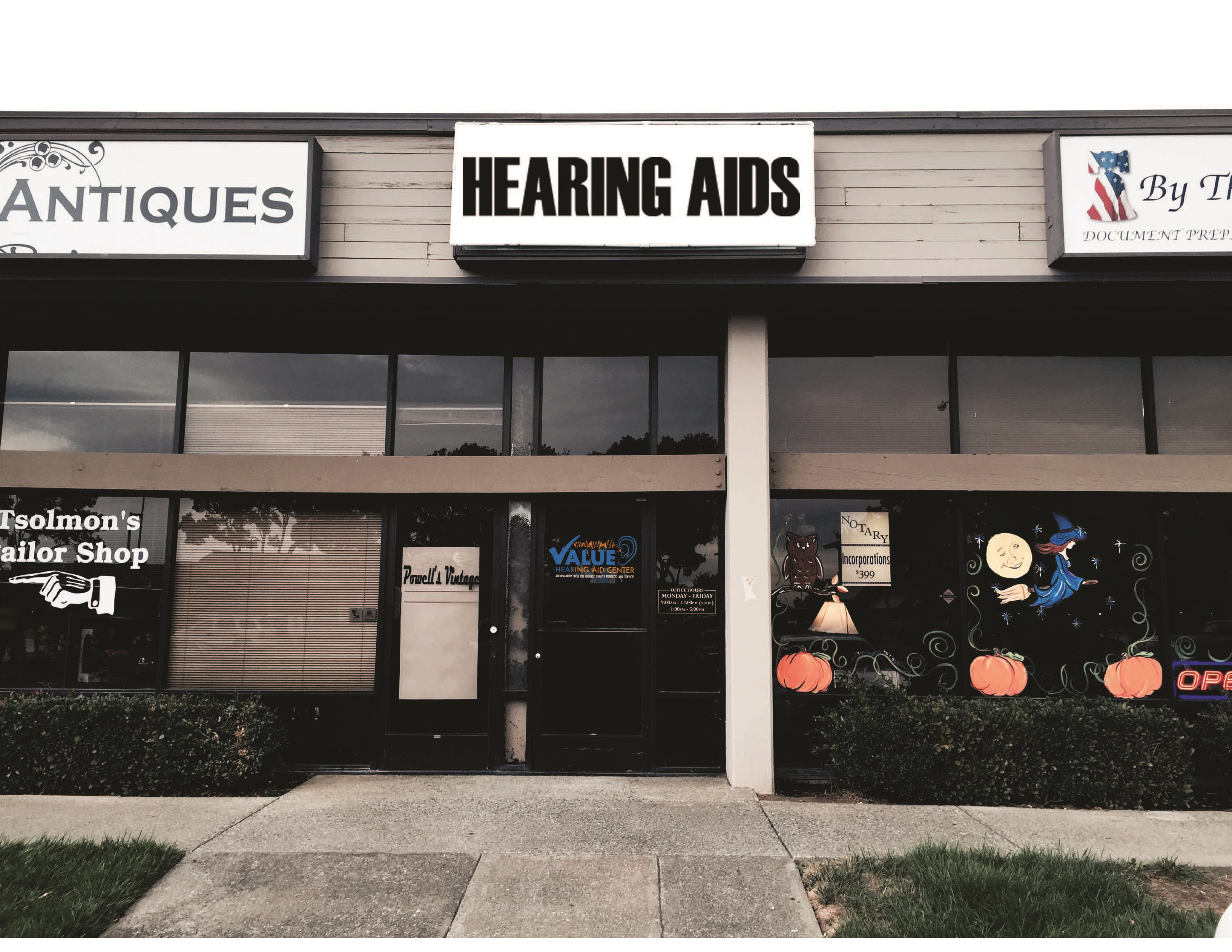 Value Audiology & Hearing Aid Center - Fairfield Location