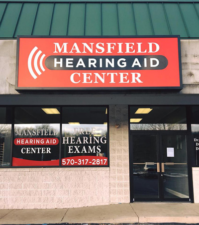 Mansfield Hearing Aid Center | Bloomsburg, PA