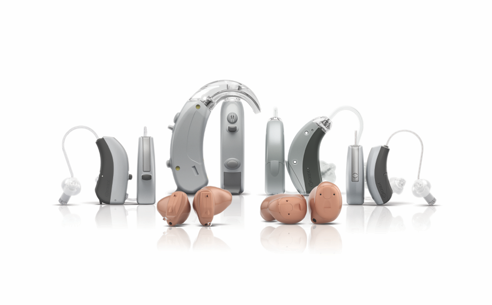 Hearing Aid Styles | Cary, NC | Apex, NC | Holly Springs, NC