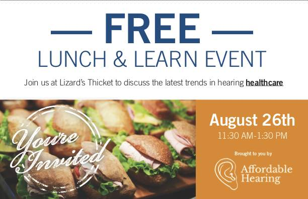 Free lunch and learn event_Affordable Hearing_Irmo_FINAL copy.jpg