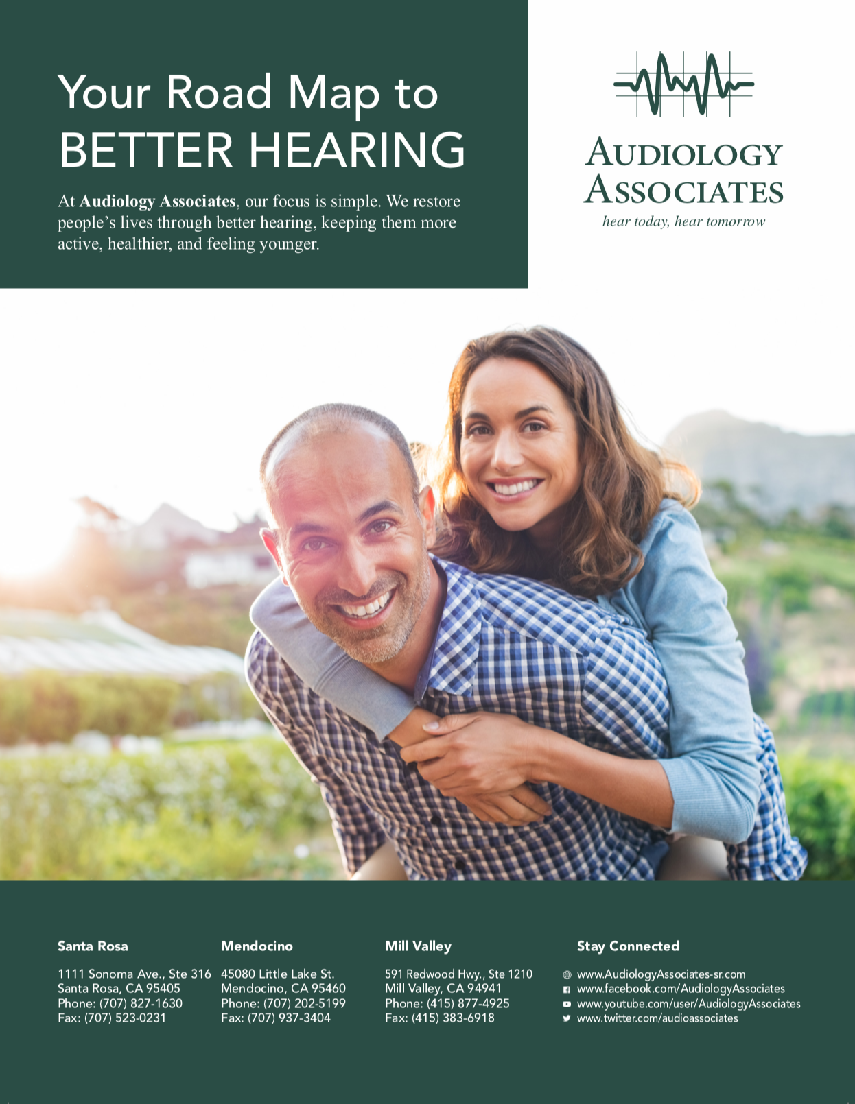 Your Roadmap To Better Hearing