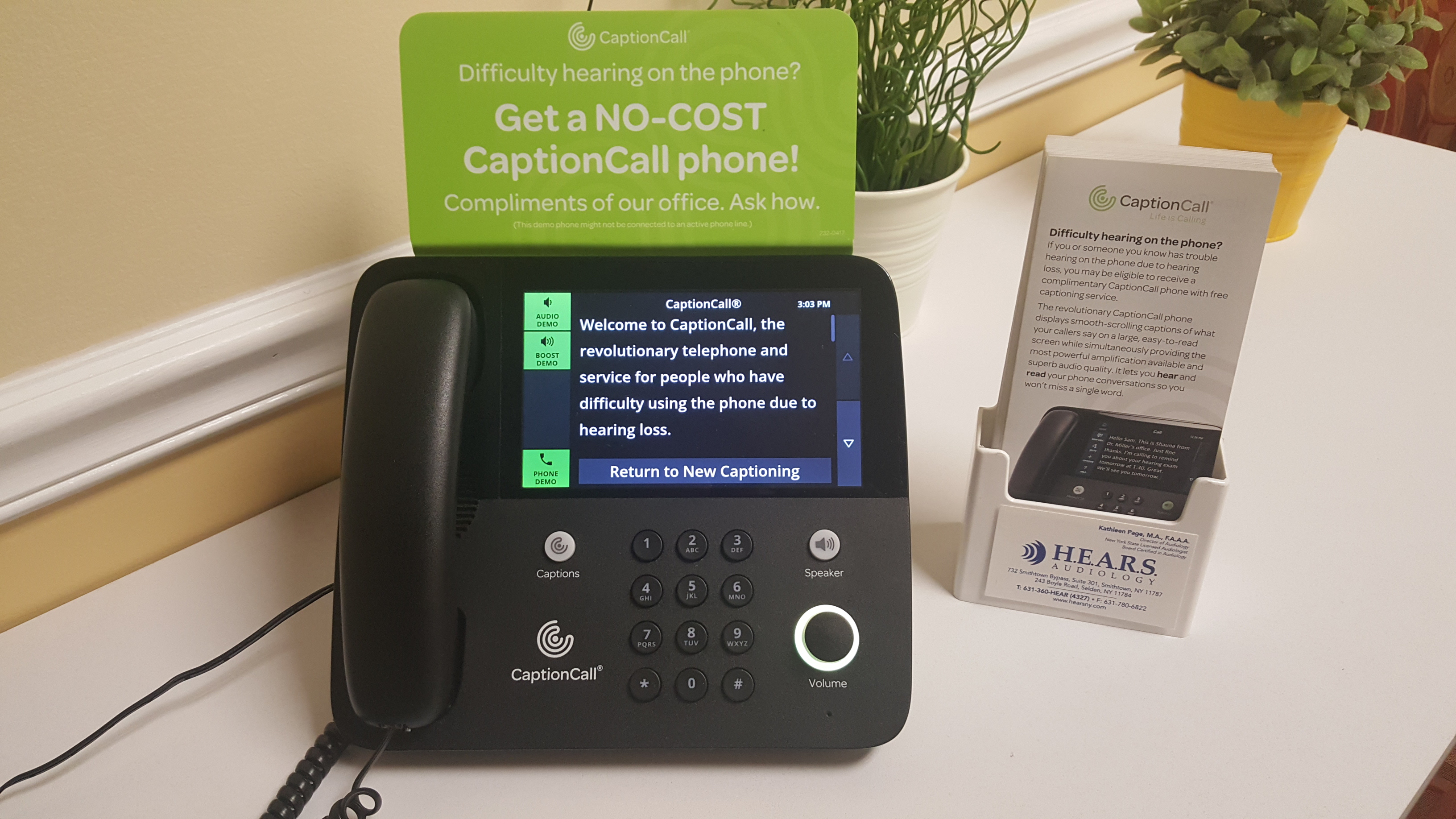 CaptionCall Phone
