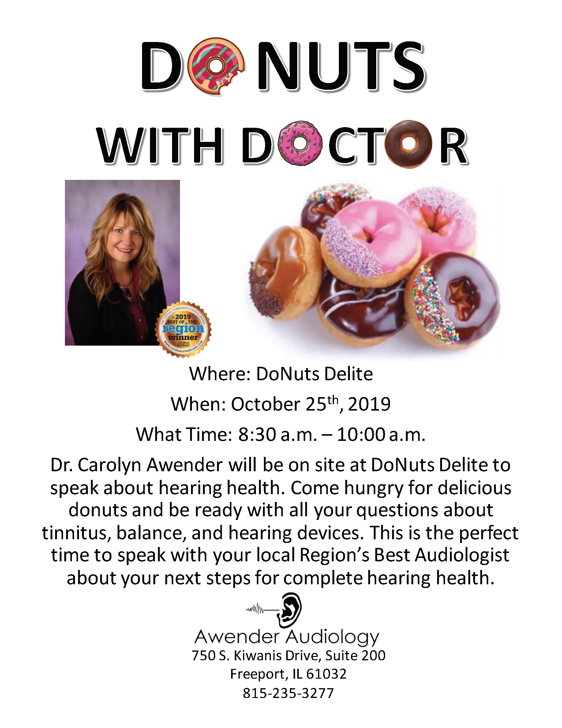Donut with Doctor Flyer smal.png